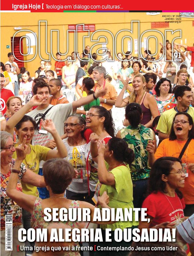 Intereclesial das CEBs MG Capa O Lutador Janeiro 2020