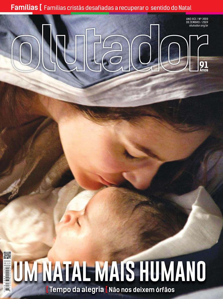 Maria e Jesus presépio
