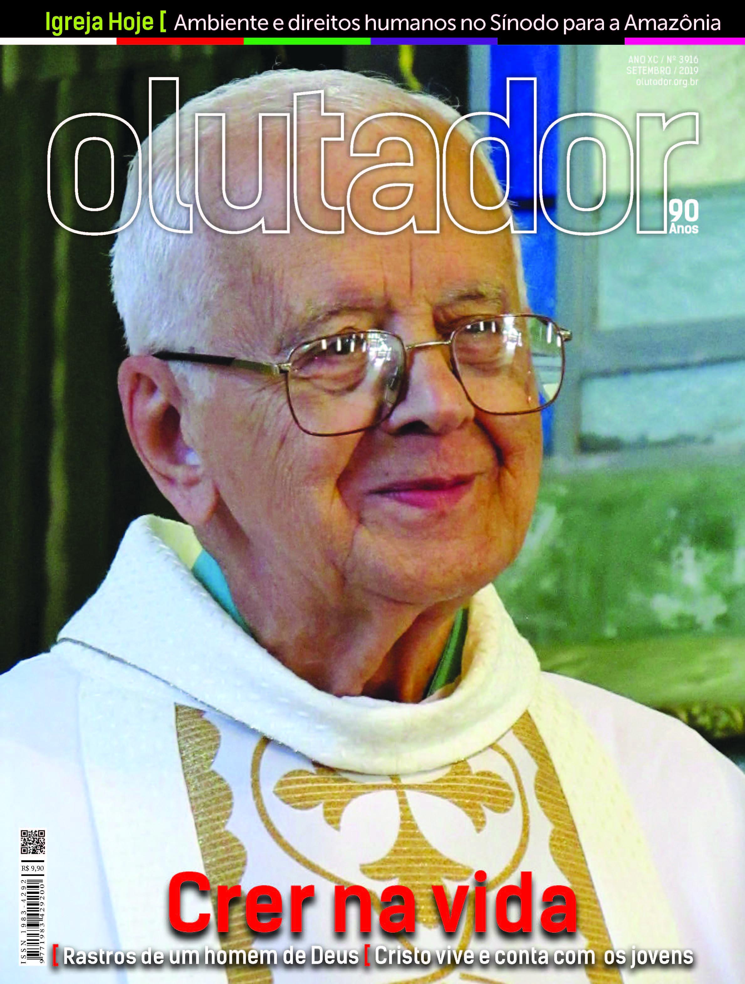 Pe. Demerval Alves Botelho, SDN, Missionário Sacramentino