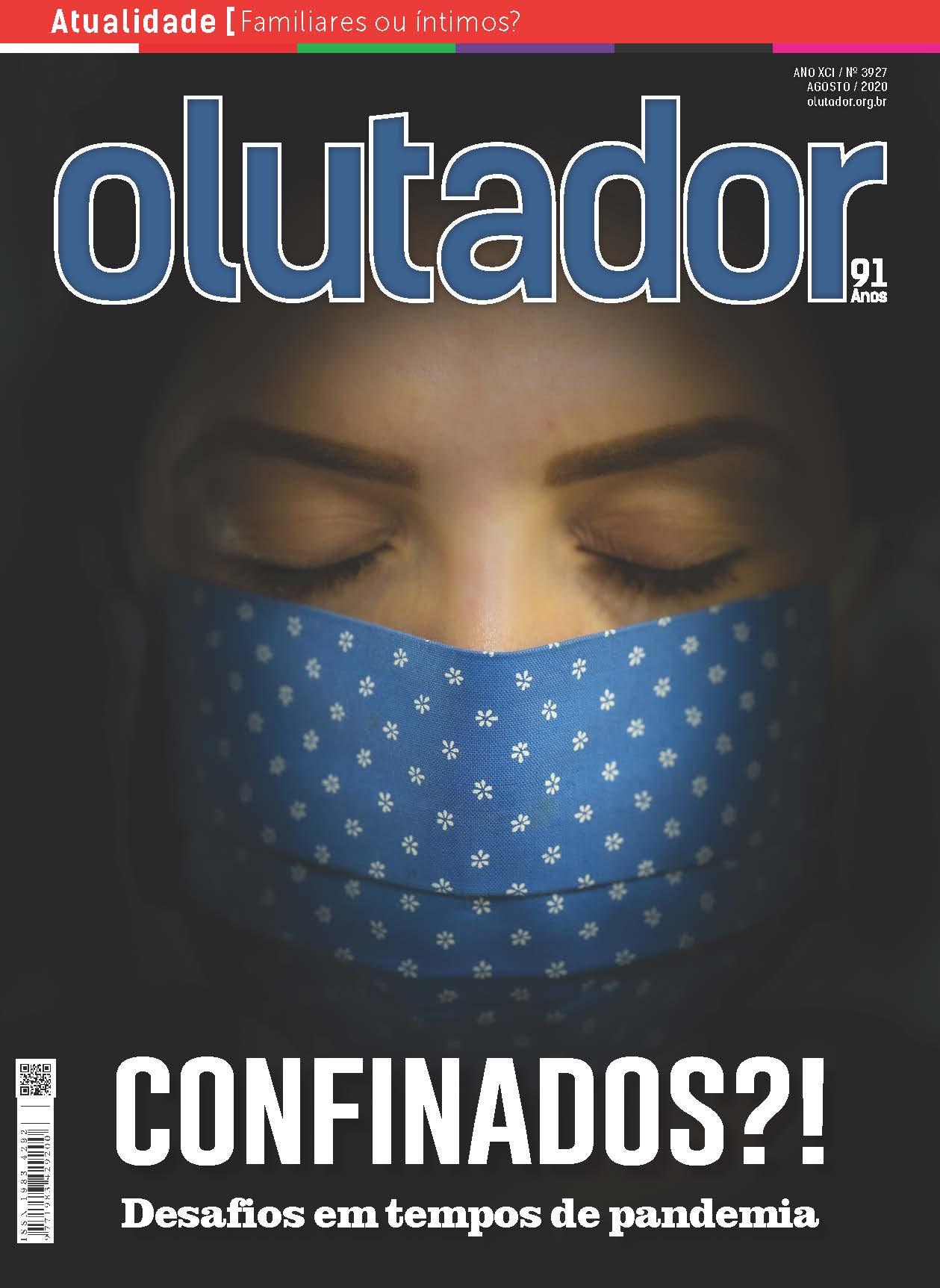 Confinados desafios em tempo de pandemia