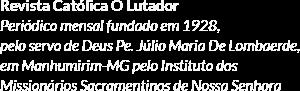Revista O Lutador